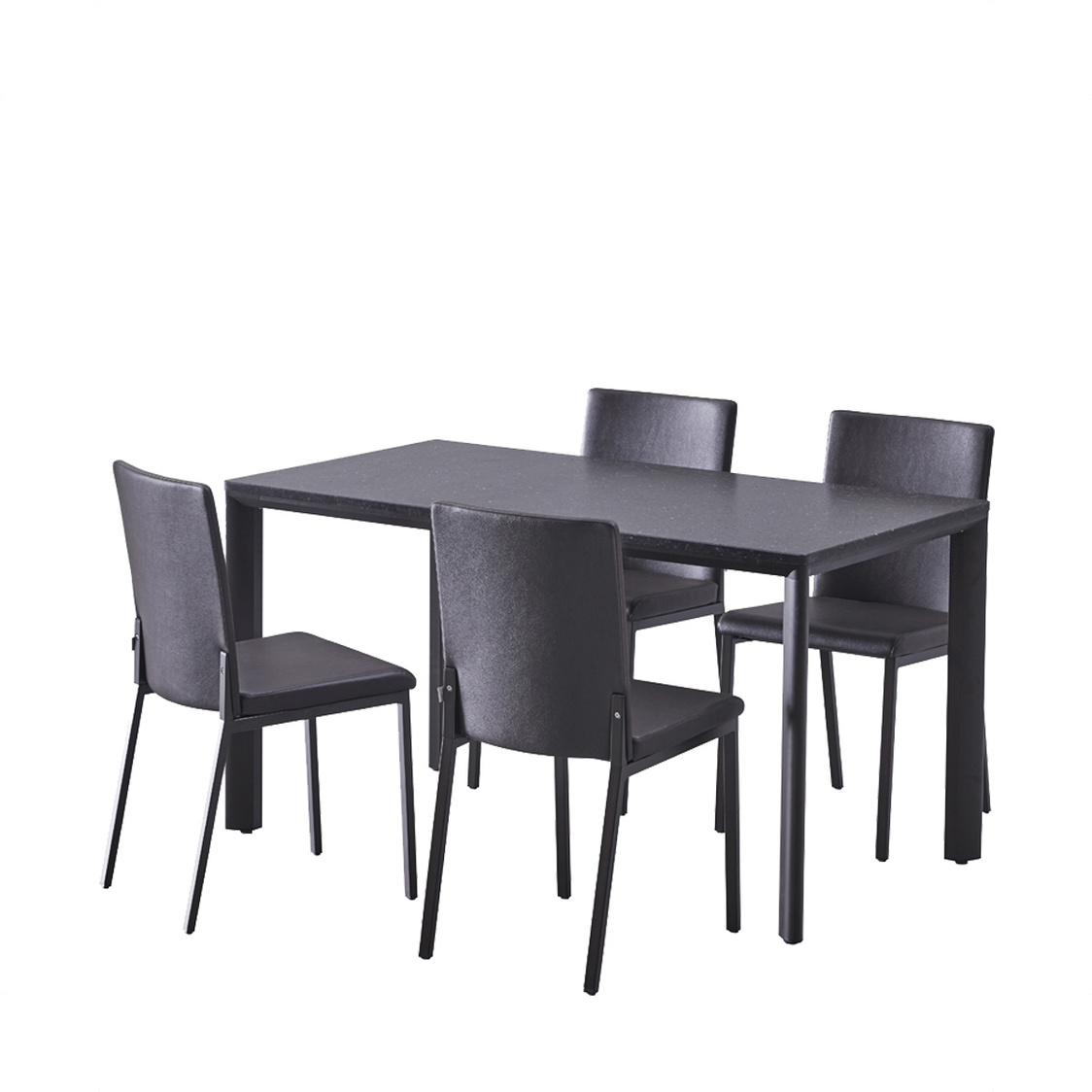 DELIC Dining Table for 4Mock Marble HT11T14EEN-MATCHO