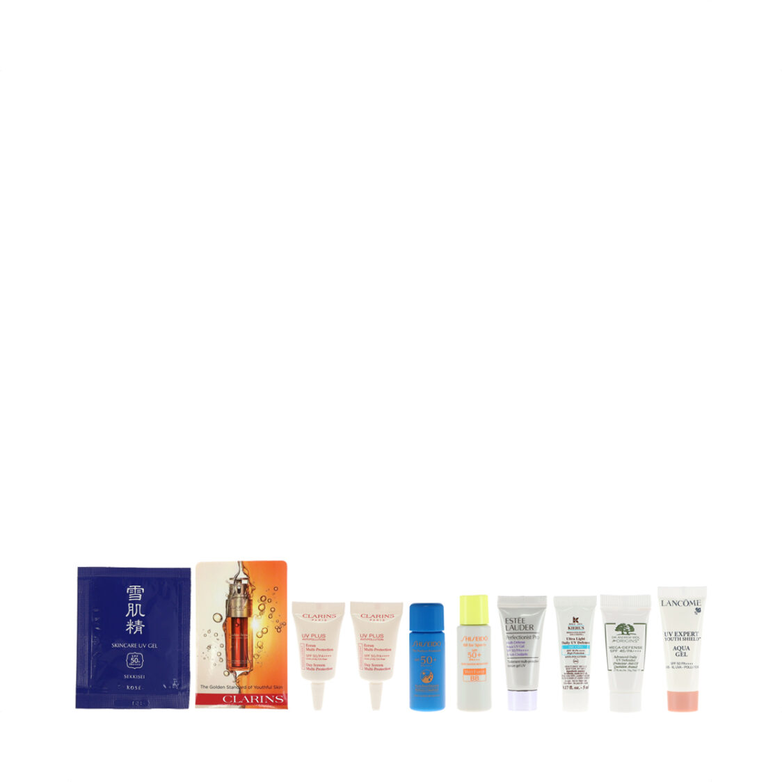 All About Suncare Beauty Set worth 127