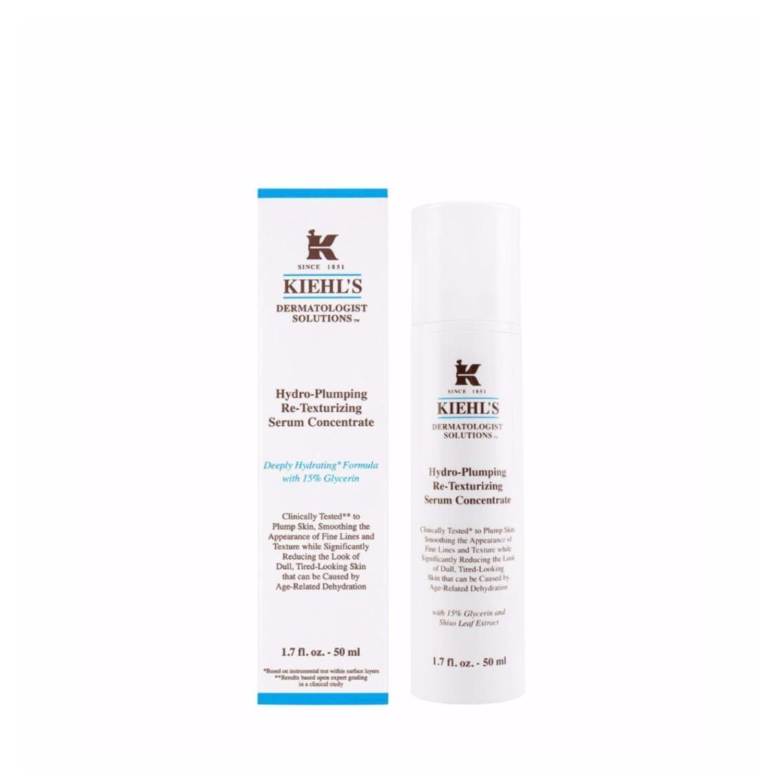 Dermatologist Solutions Hydro-Plumping Re-Texturizing Serum Concentrate 50ml