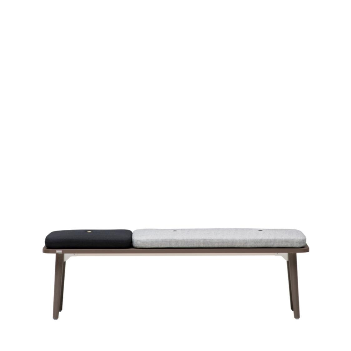 Iloom Libre Bench for 3 2  1 Cushion