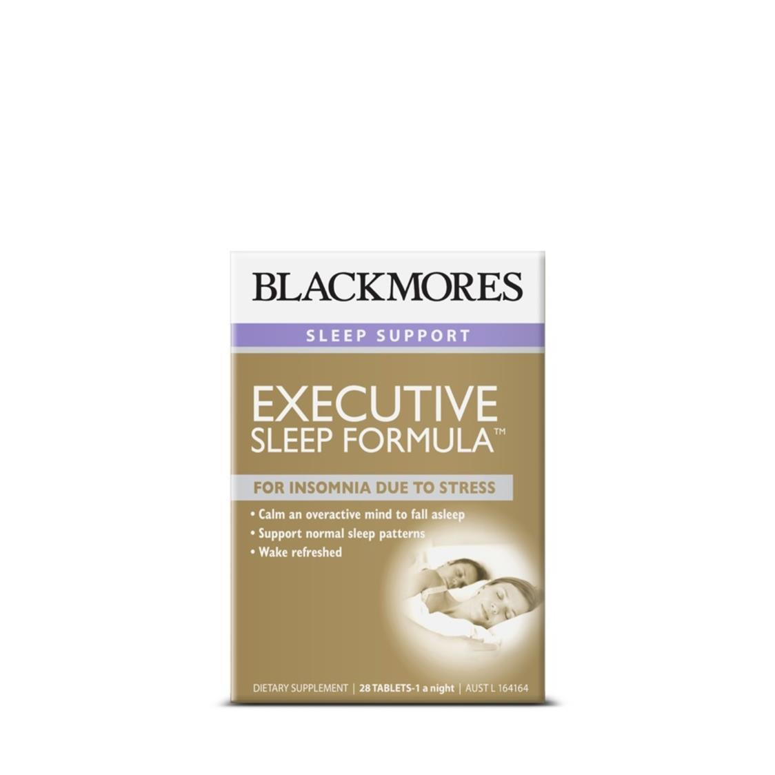 Executive Sleep Formula 28s
