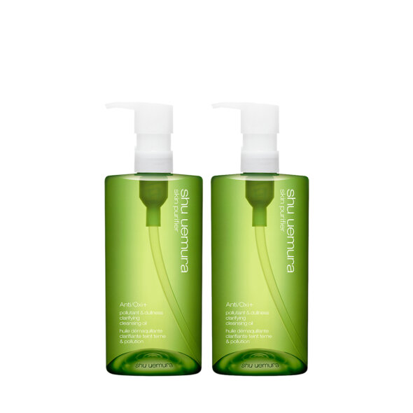 Limited Edition AntiOxi Skin Refining Anti-dullness Cleansing Oil Duo Set