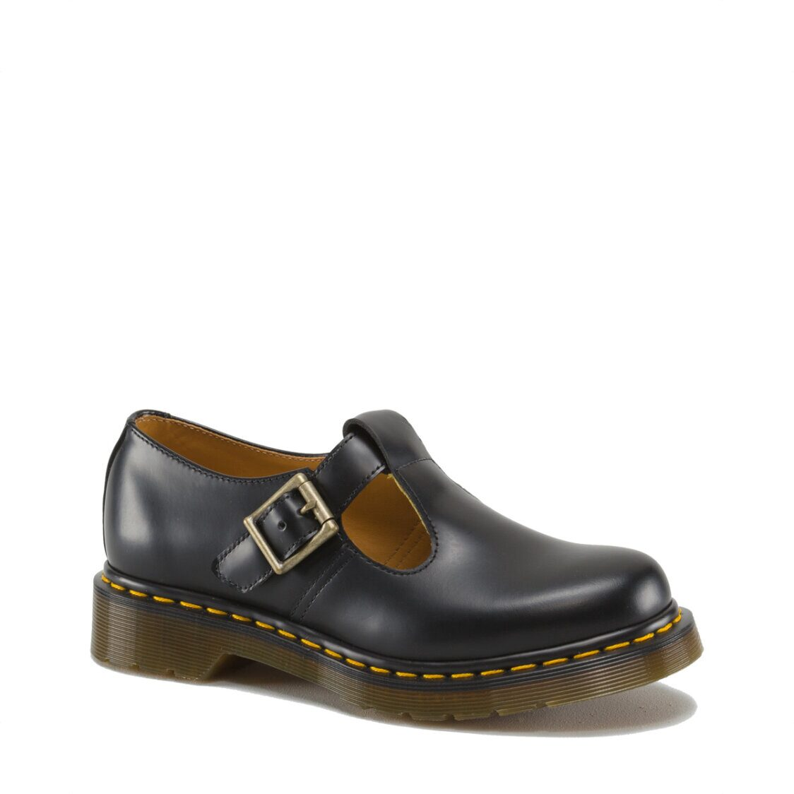 Dr Marten Polley Smooth Leather Mary Janes