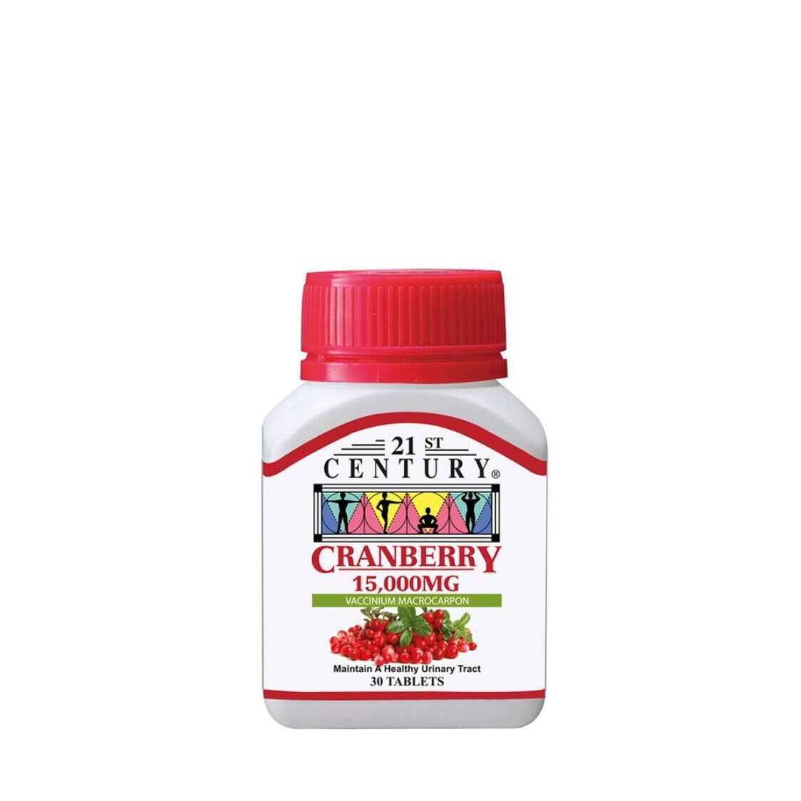 Cranberry 15000mg 30s