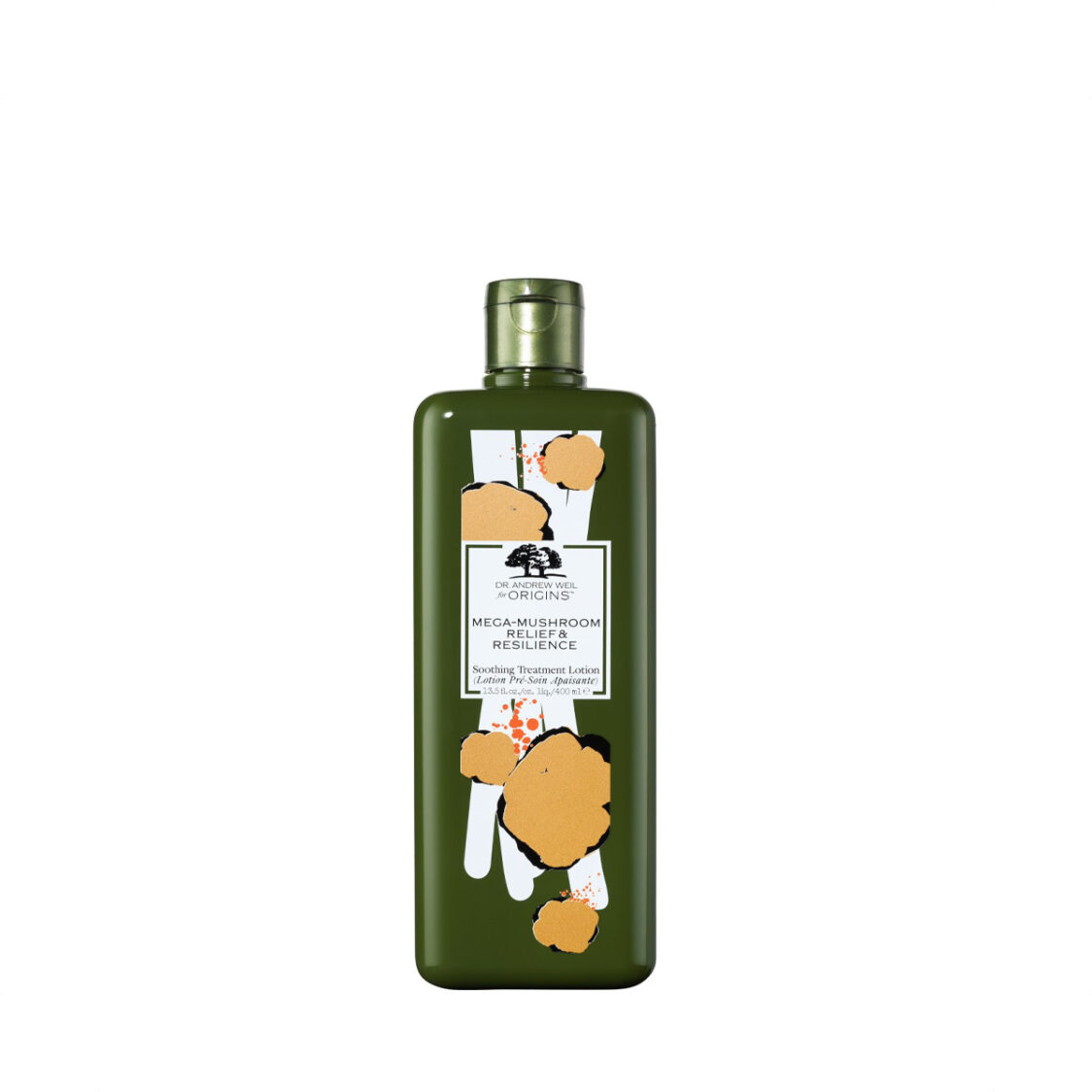 Origins Limited Edition Dr Andrew Weil for Origins Mega-Mushroom Relief  Resilience Soothing Treatment Lotion 400ml