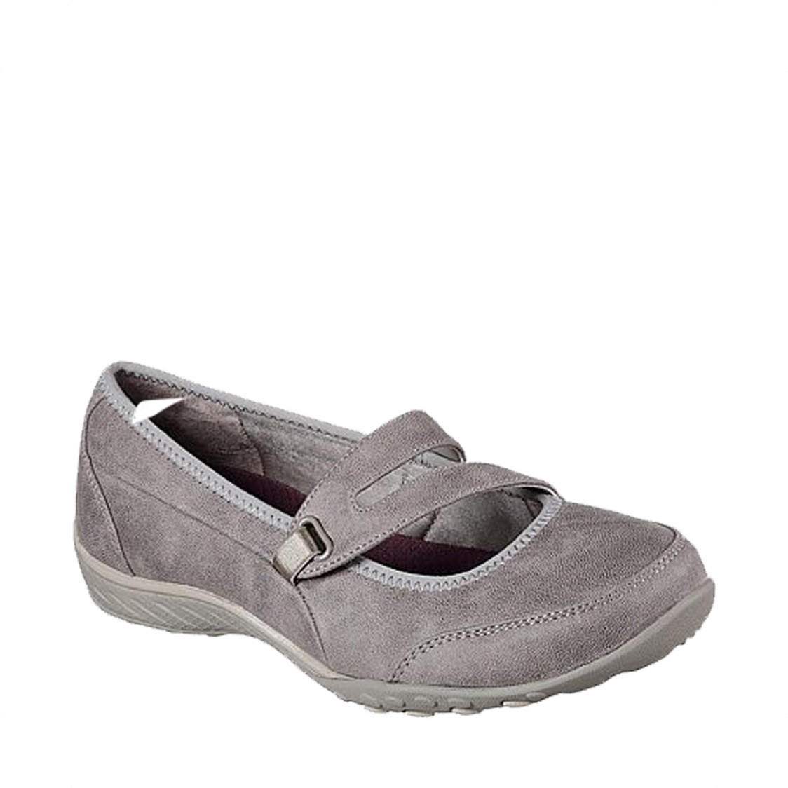 Skechers Relaxed Fit  Breathe Easy - Calmly 23209 - Taupe