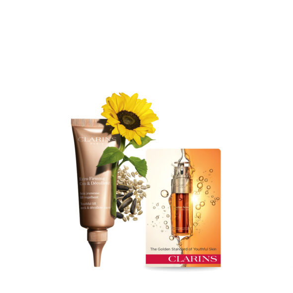 Clarins Extra Firming Neck Kit worth 175
