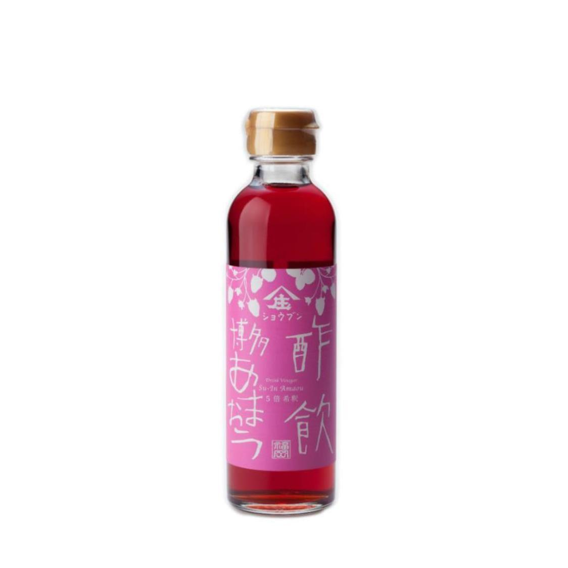 Drinking vinegar SU-IN Grape flavour 200ml Concentrated