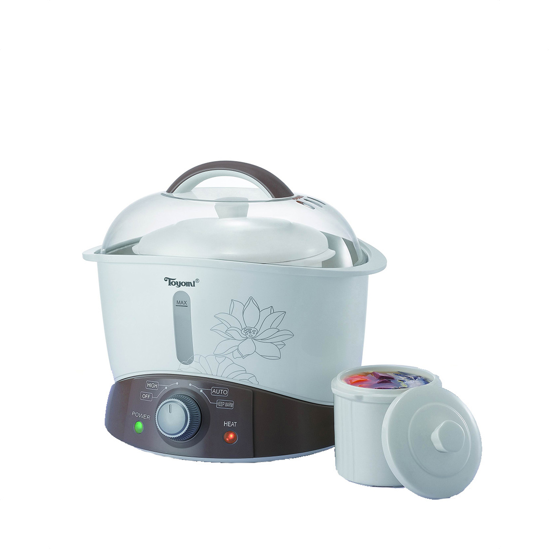 Stew Cooker Cum Steamer 21 SC2270