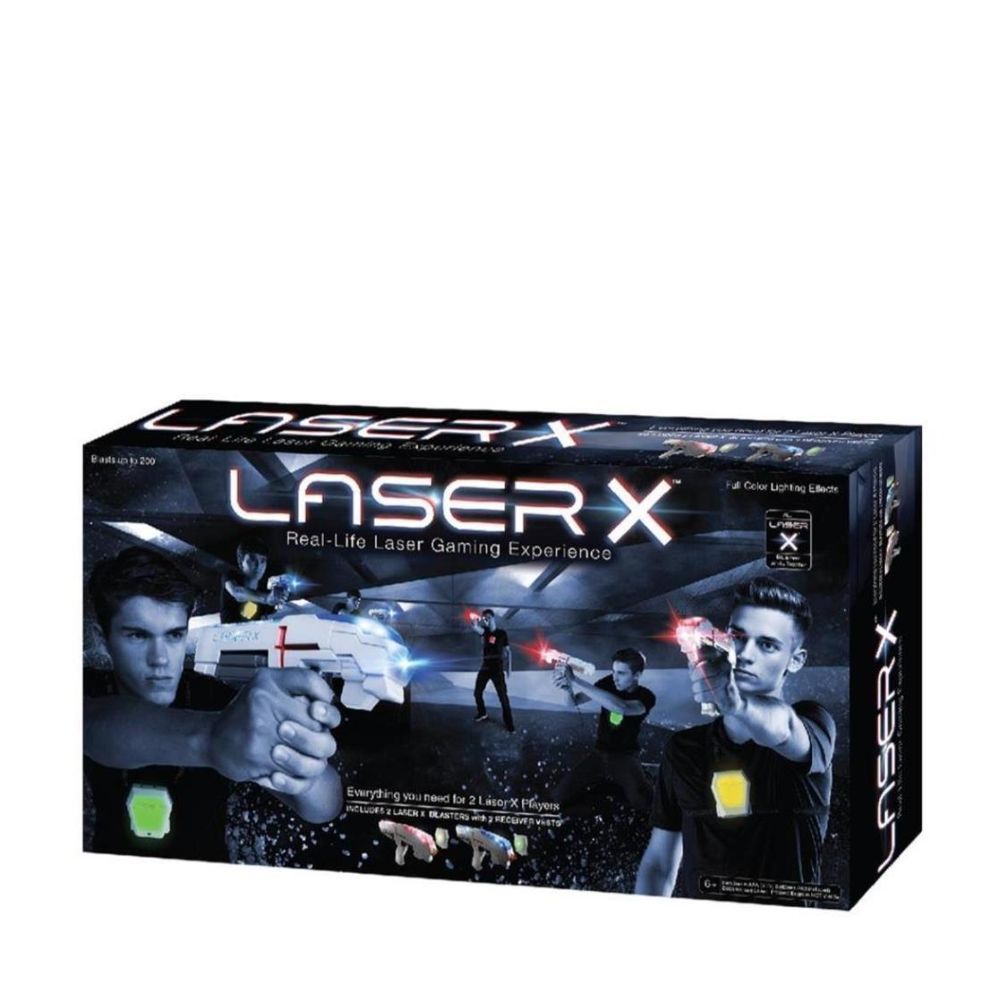 Two Player Laser Tag Gaming Set