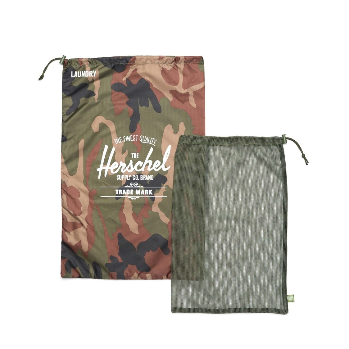 Laundry Bag Woodland Camo 10528-02507-OS