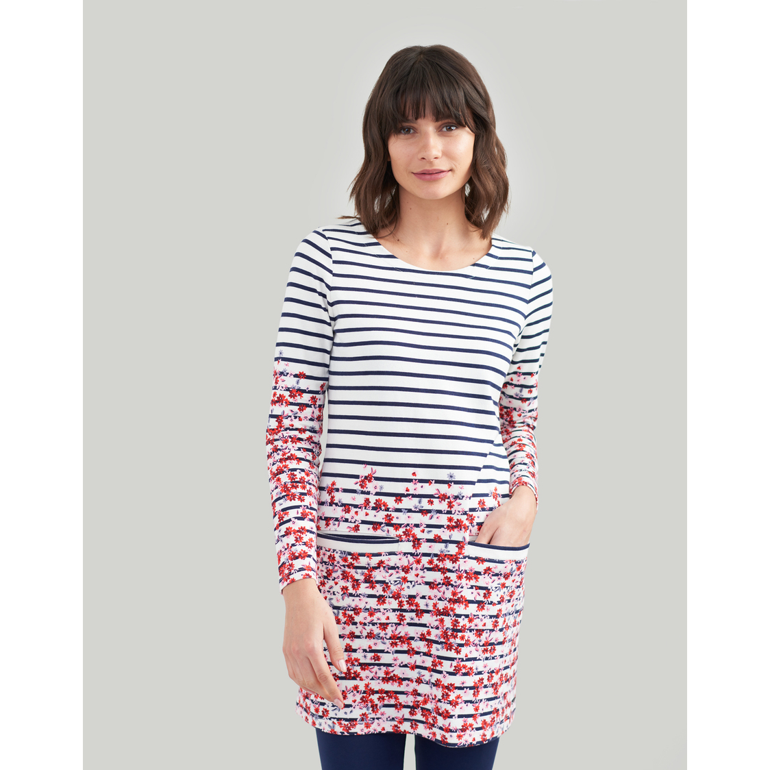 QUINN Tunic with pockets