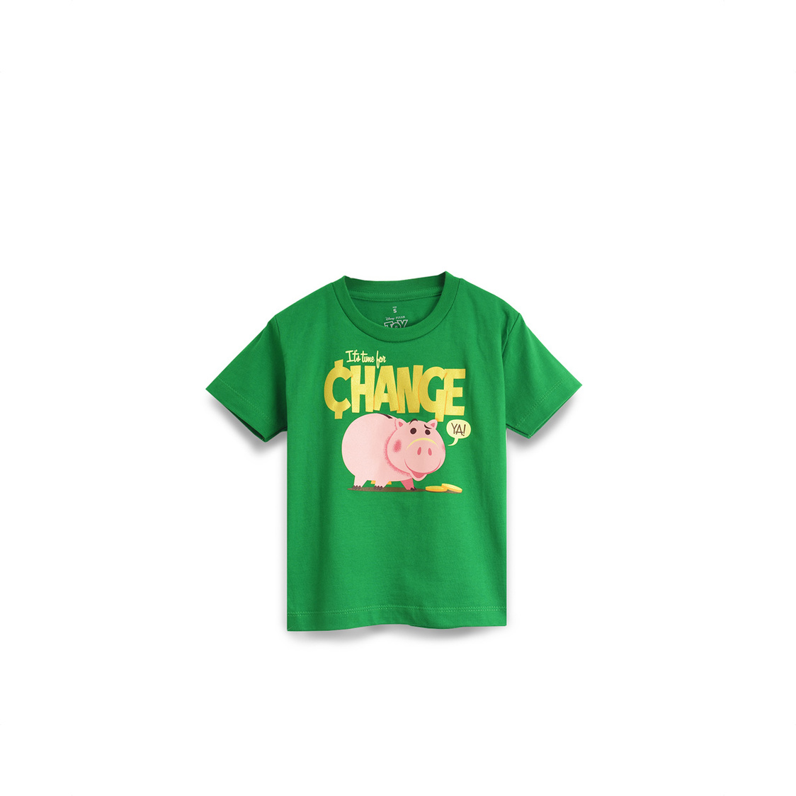 Toy Story ItS Time For Change T-Shirt - Kids