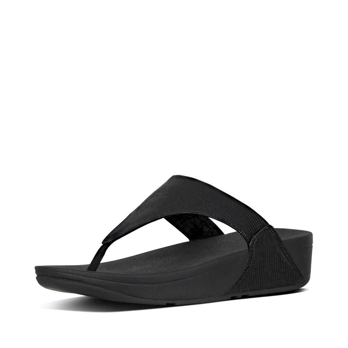 Lulu Leather Flip Flops