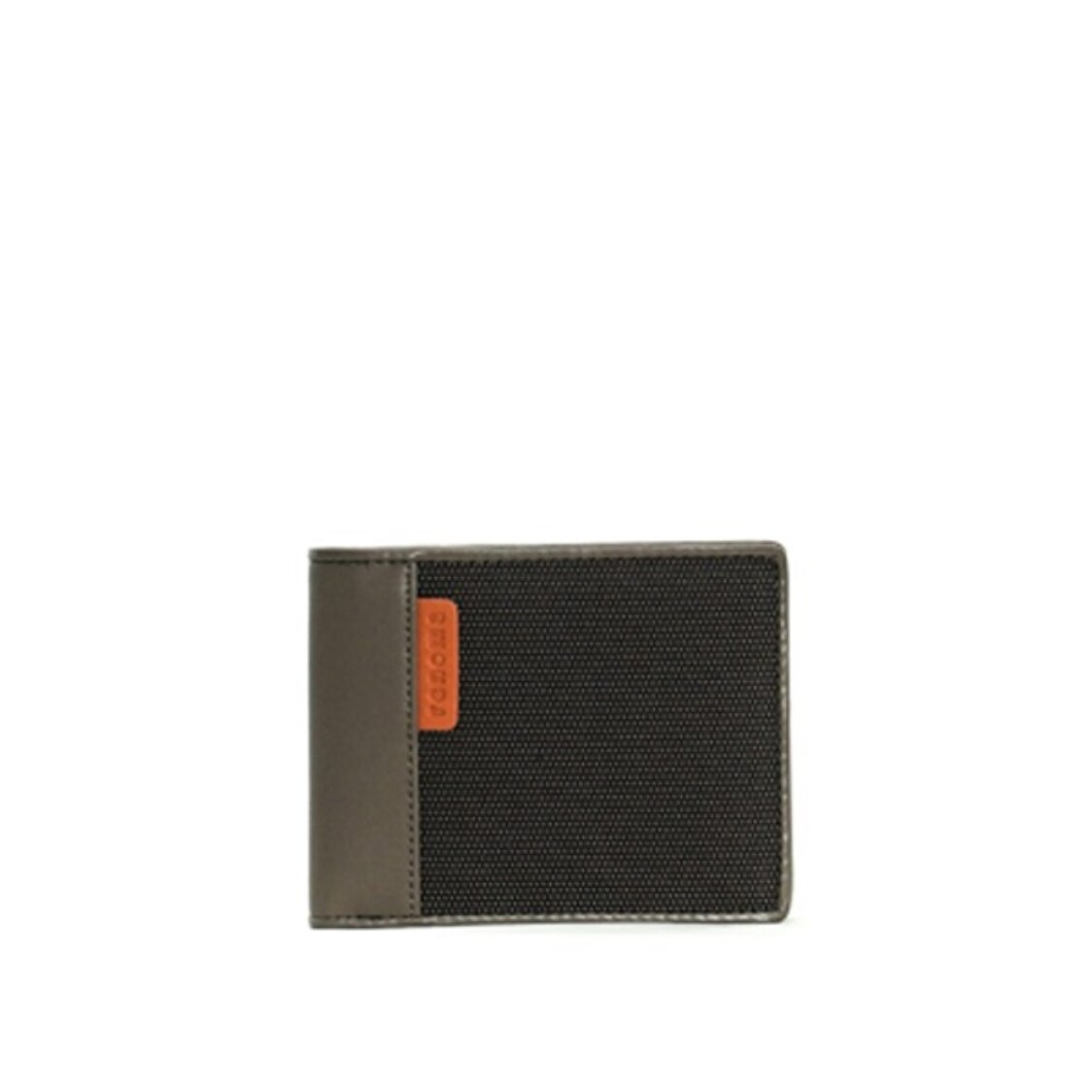 Renoma Malo Centre Flap Cards Wallet Coffee