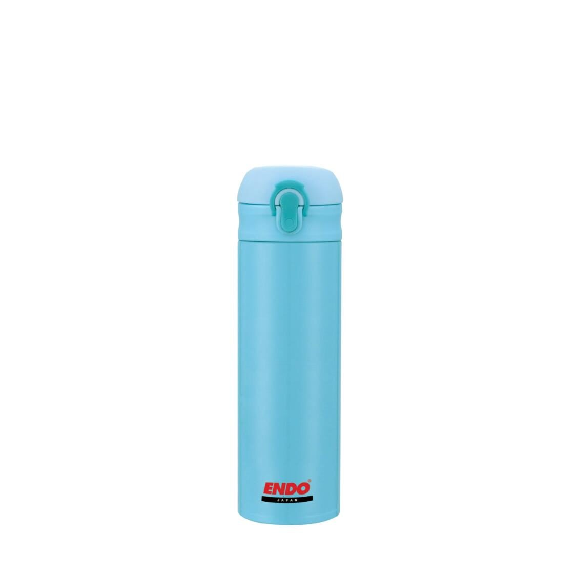 Endo 480ml Double Stainless Steel Mug Blue