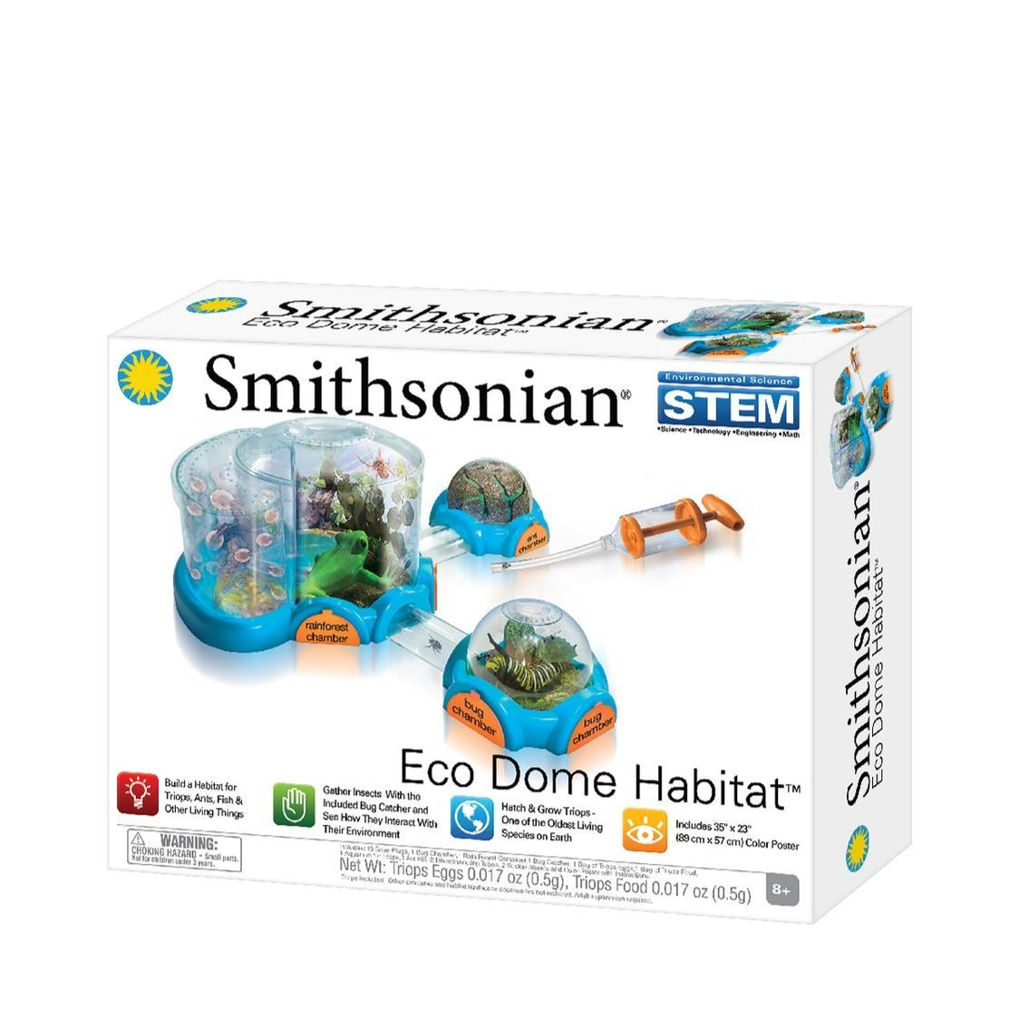 Eco Dome Habitat