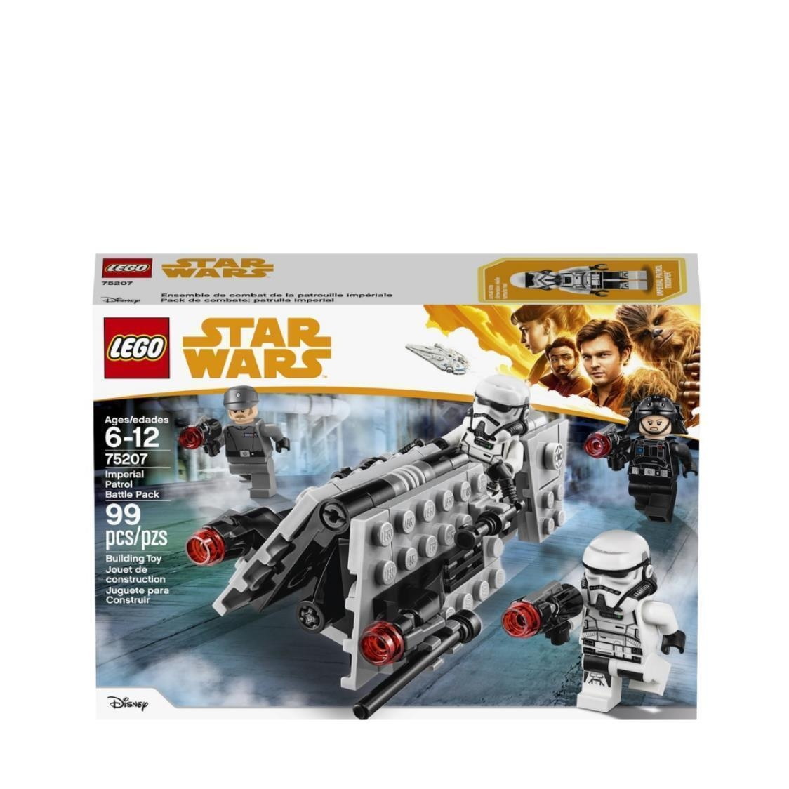Imperial Patrol Battle Pack 75207