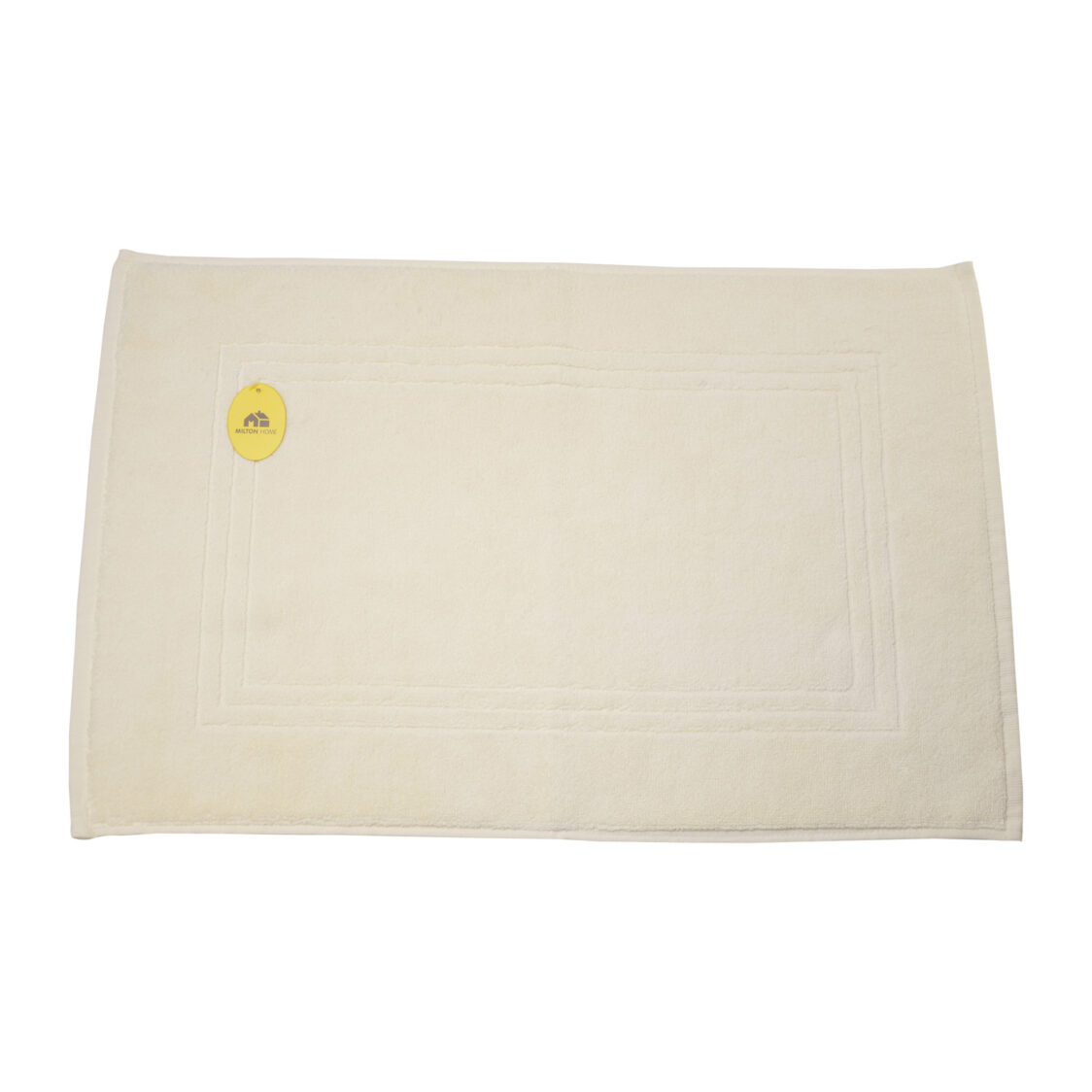Tiara 100 Combed Cotton Terry Mat Ivory