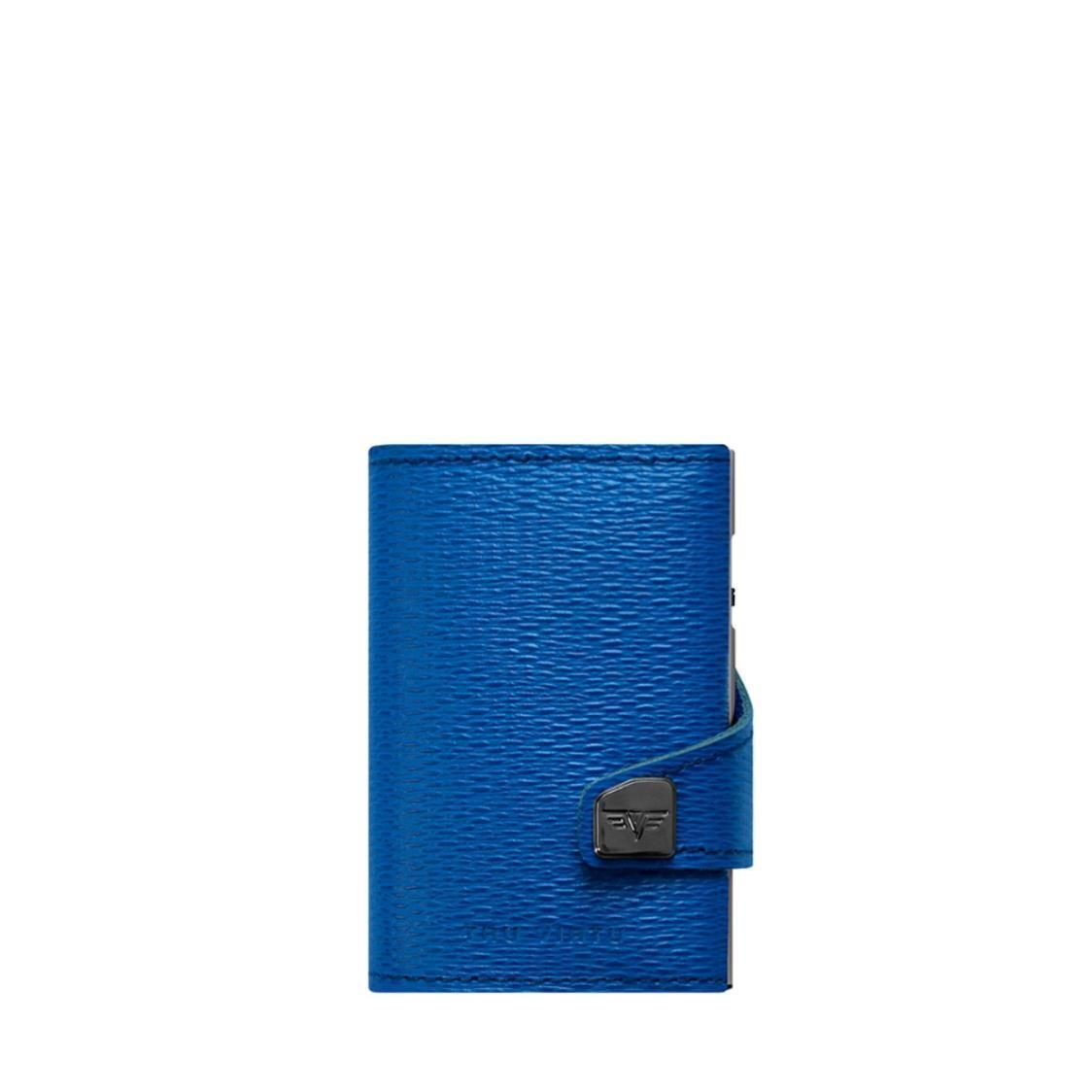 Wallet Click  Slide Needle Electric Blue