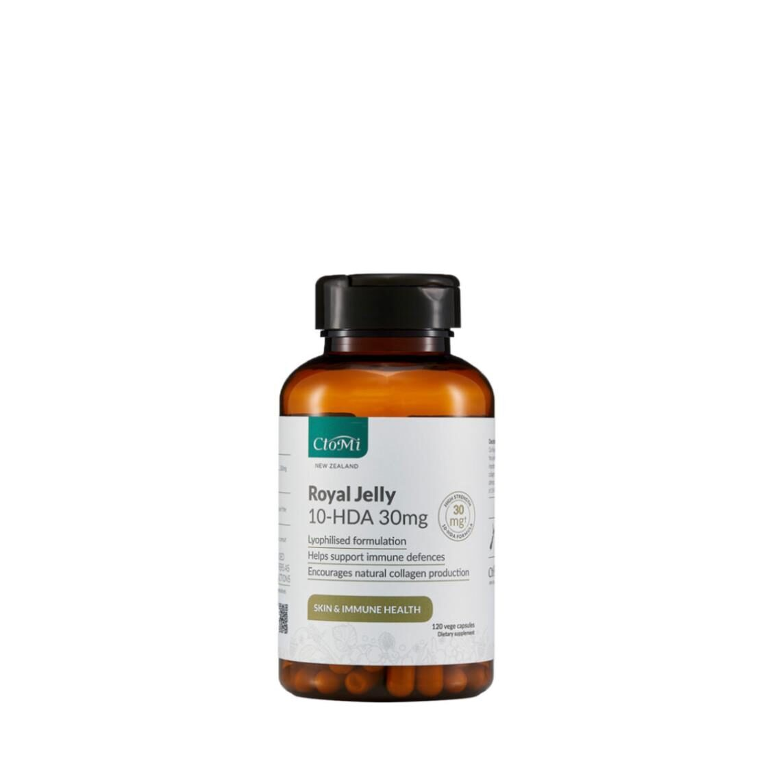 Royal Jelly 10-HAD 120s