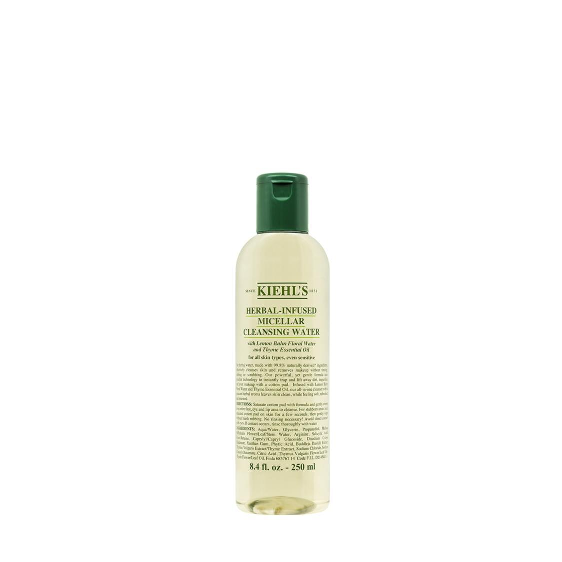 Herbal-Infused Micellar Cleansing Water 250ml