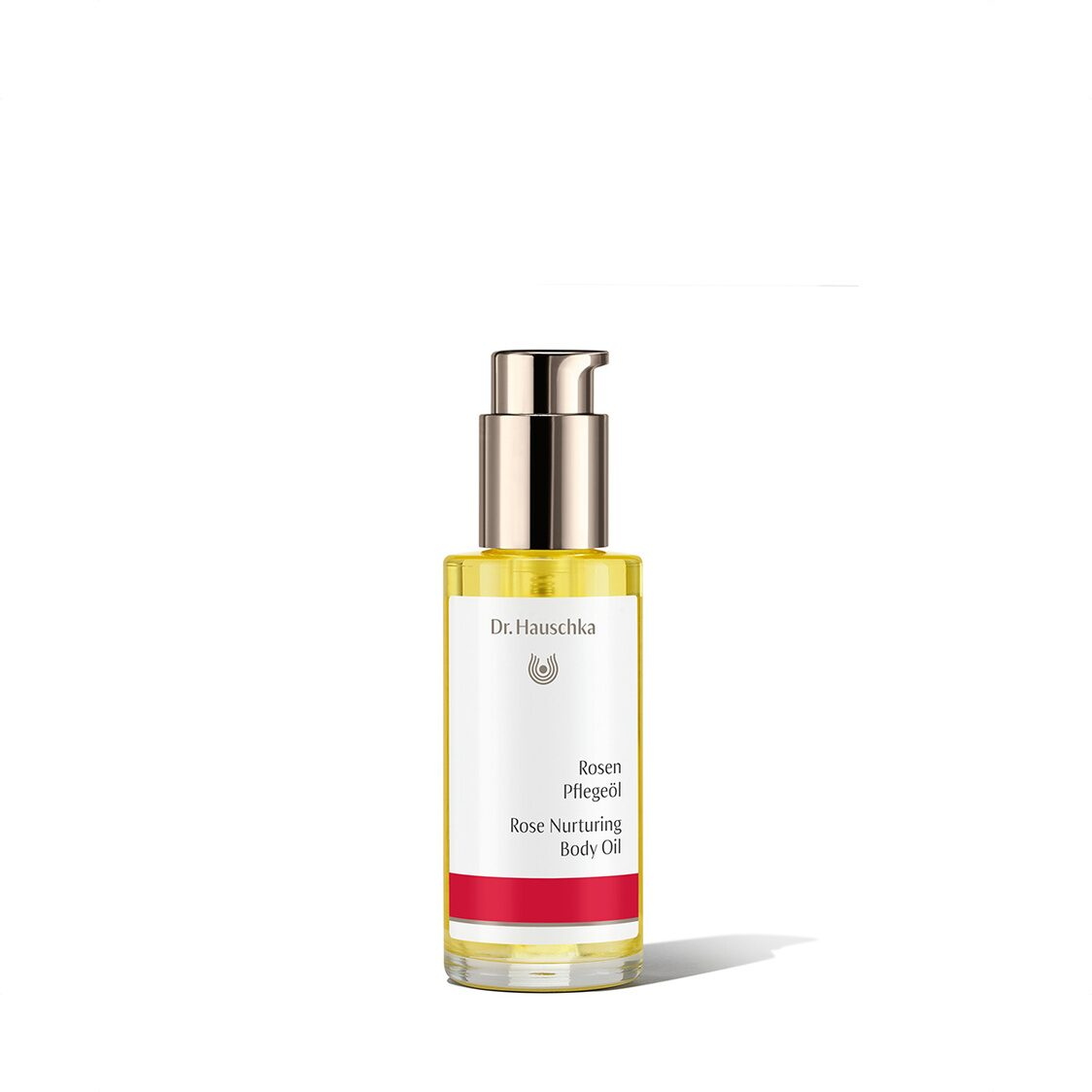 DrHauschka Rose Nurturing Body Oil 75ml