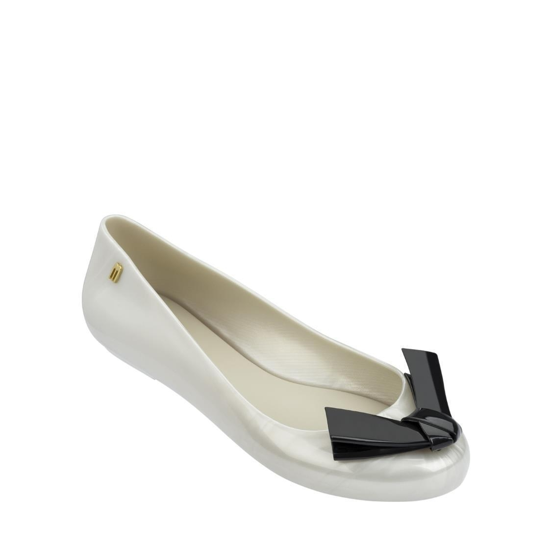 Space Love Flats White
