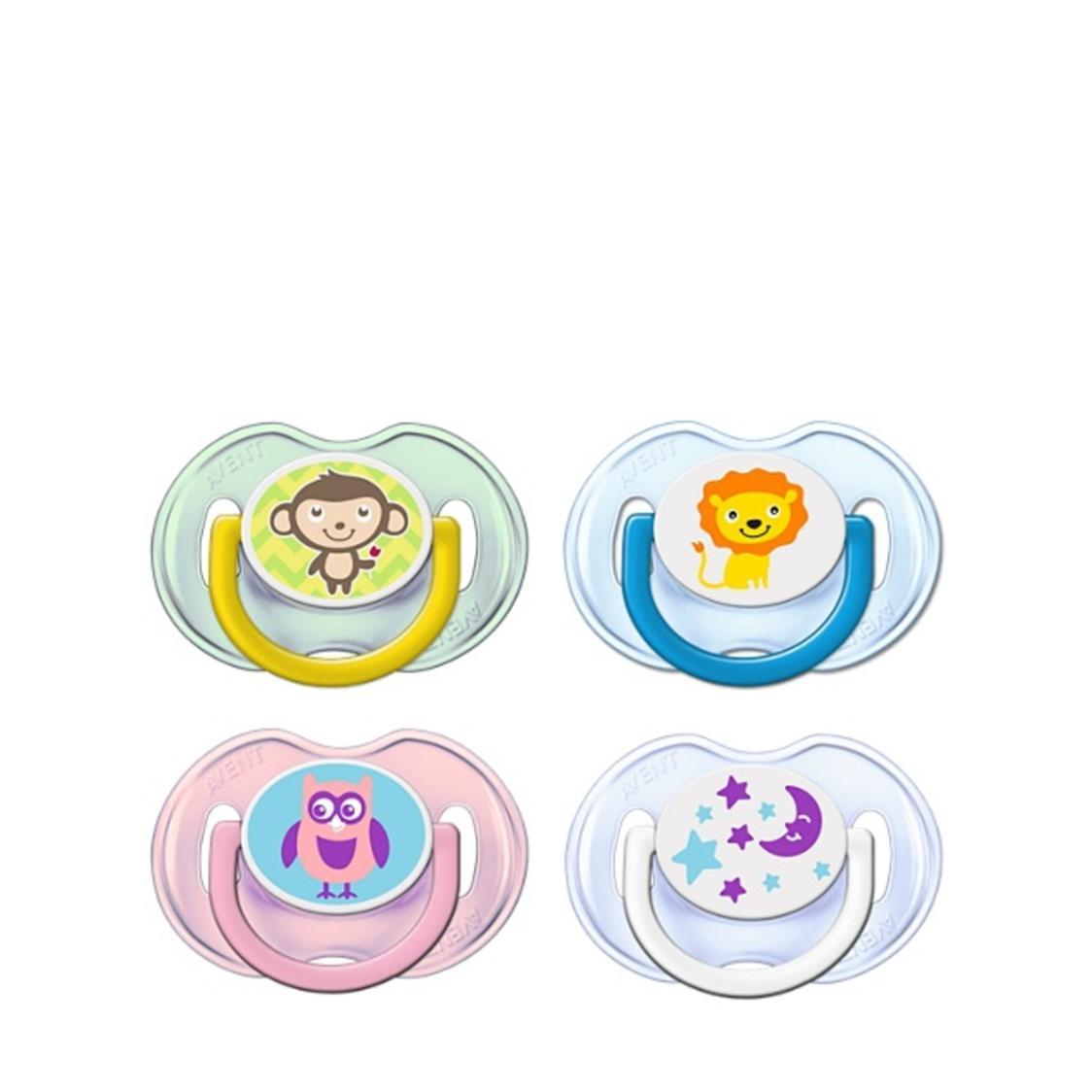 Soother Fashion Mixed 0-6M