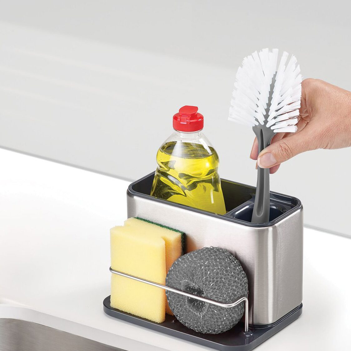 Surface 1810 Stainless Steel Sink Tidy