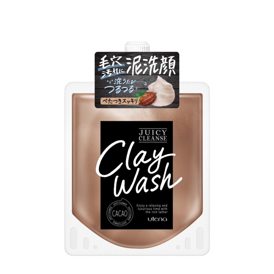 Juicy Cleanse Facial Wash Cocoa 110g