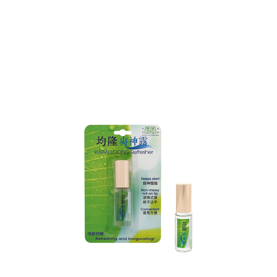 Kwan Loong Refresher Oil 45ml