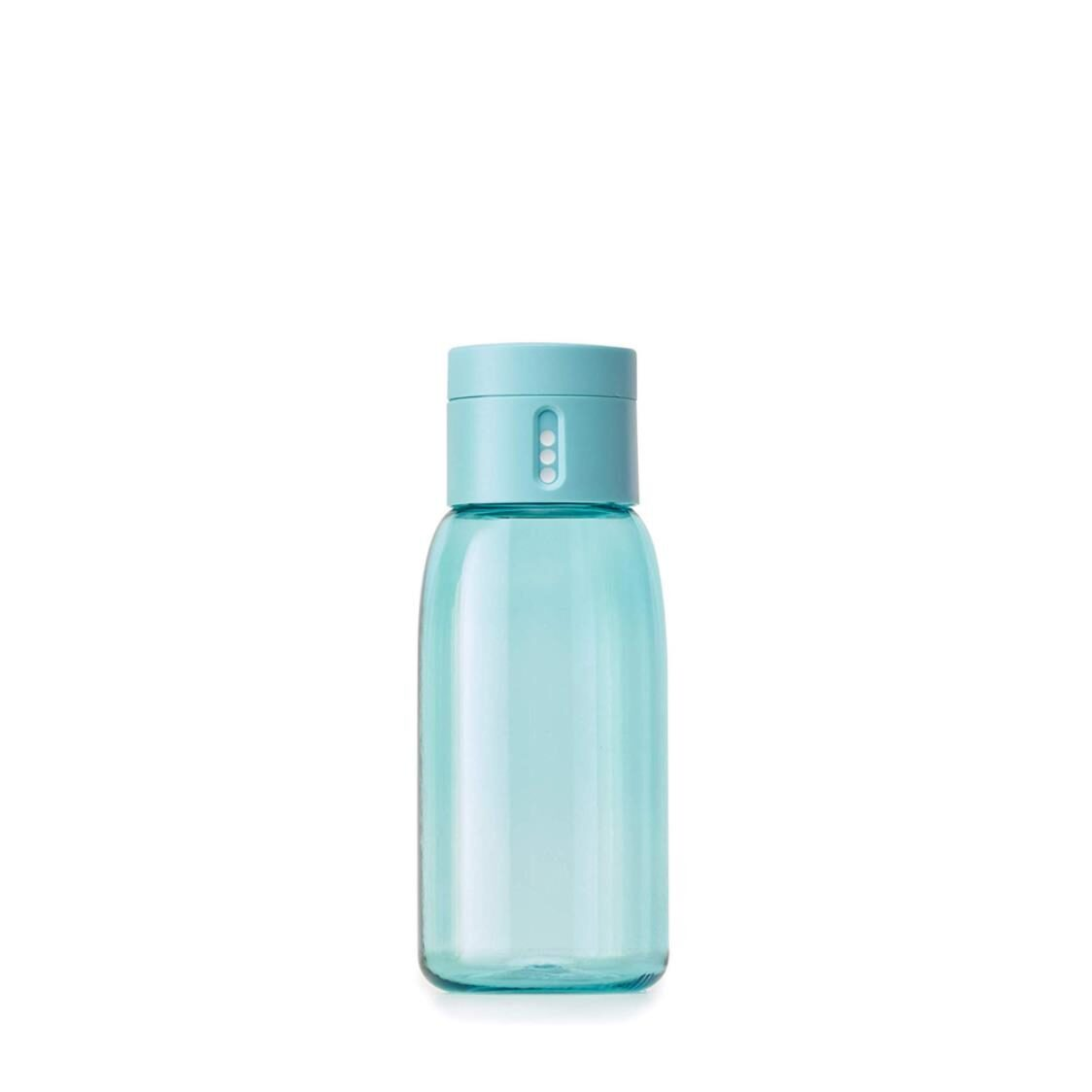 Dot Hydration Tracking Water Bottle Blue