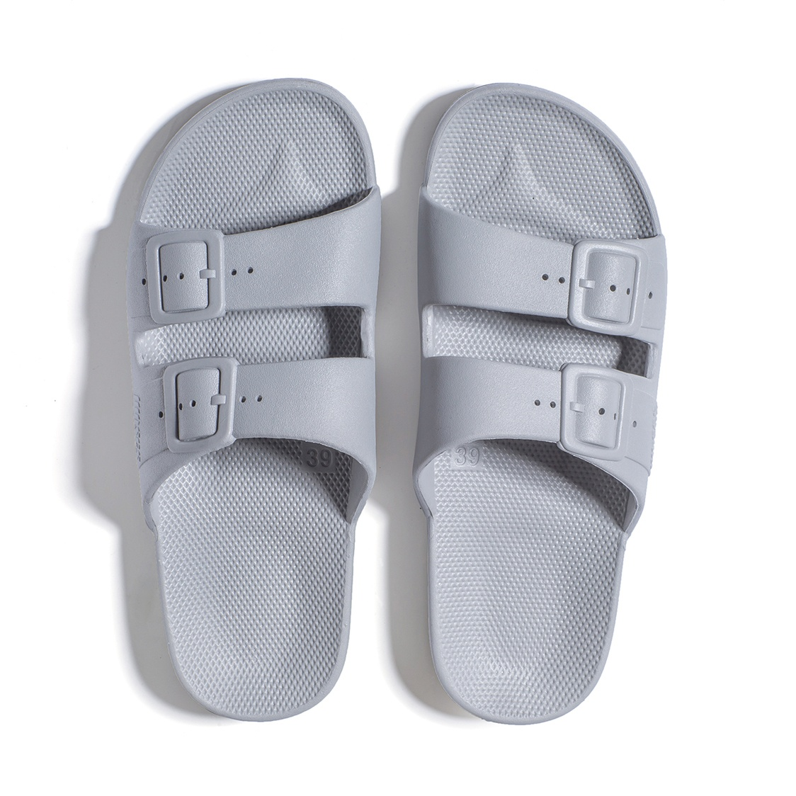 Freedom Slippers Grey