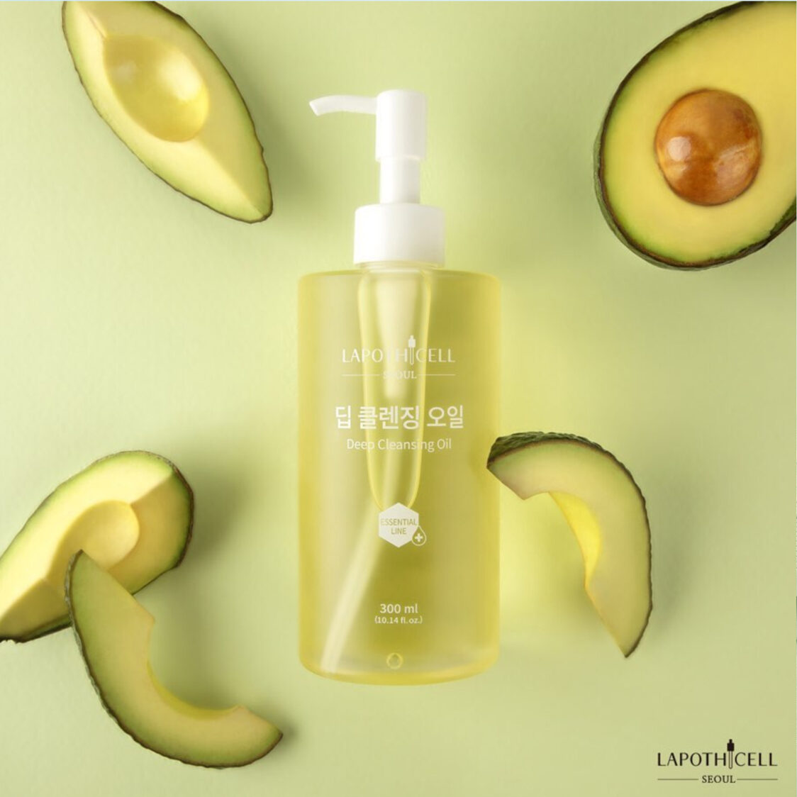 Lapothicell Deep Cleansing Oil 300ml