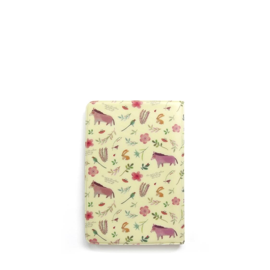 Willow Soft Passport Cover Yellow