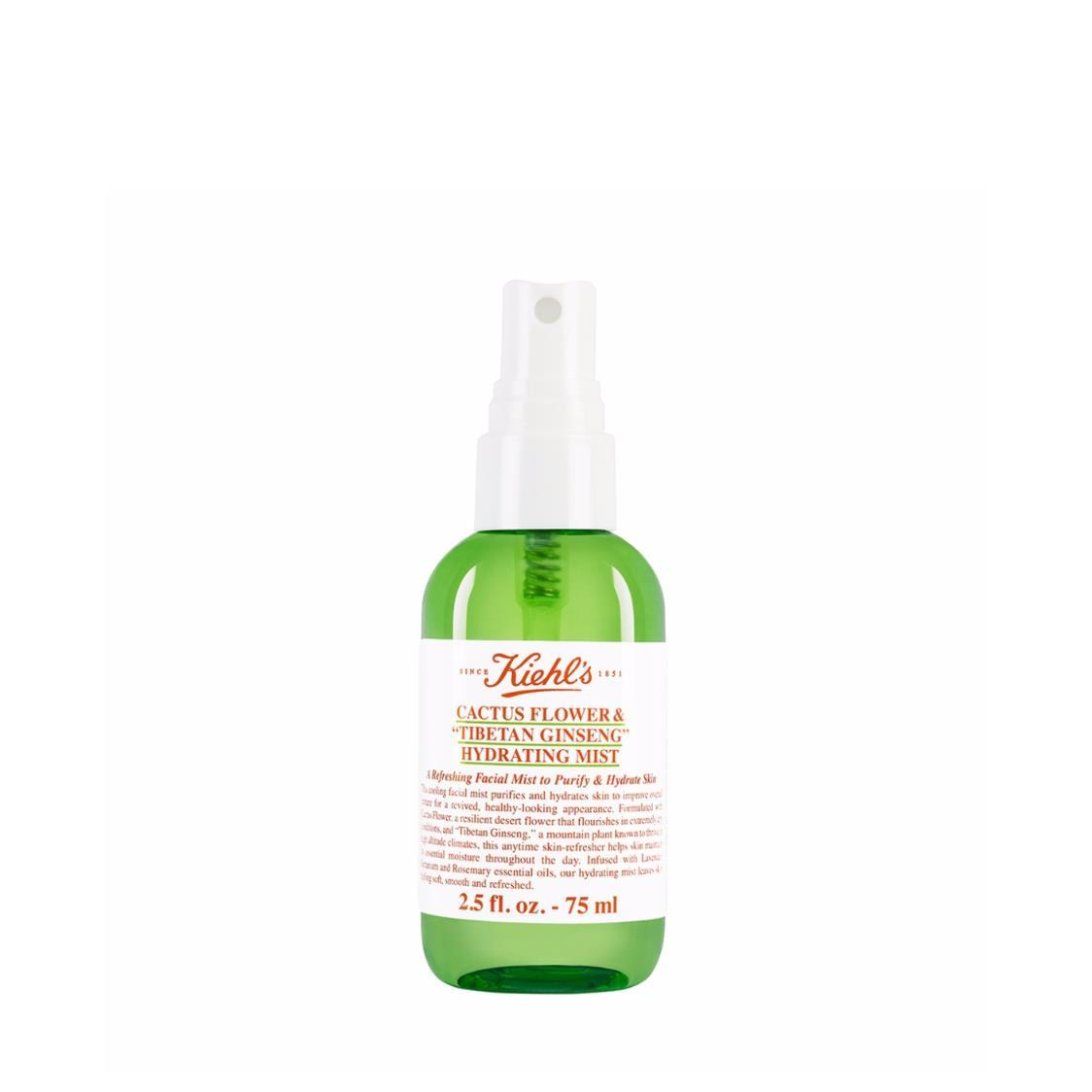 Kiehls Since 1851 Cactus Flower And Tibetan Ginseng Hydrating Mist 75ml