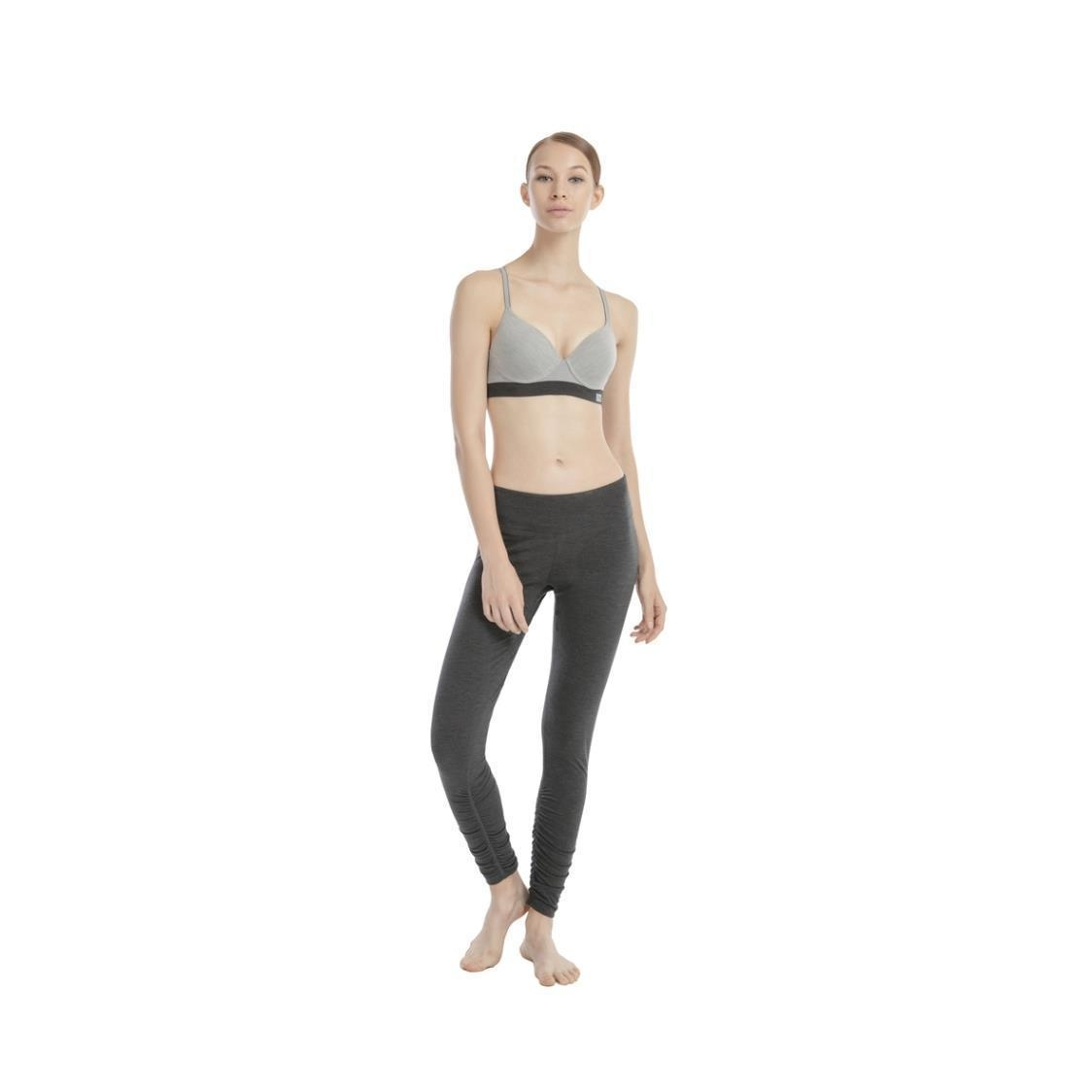 mOve FLOW Wired Padded Bra Grey Combination