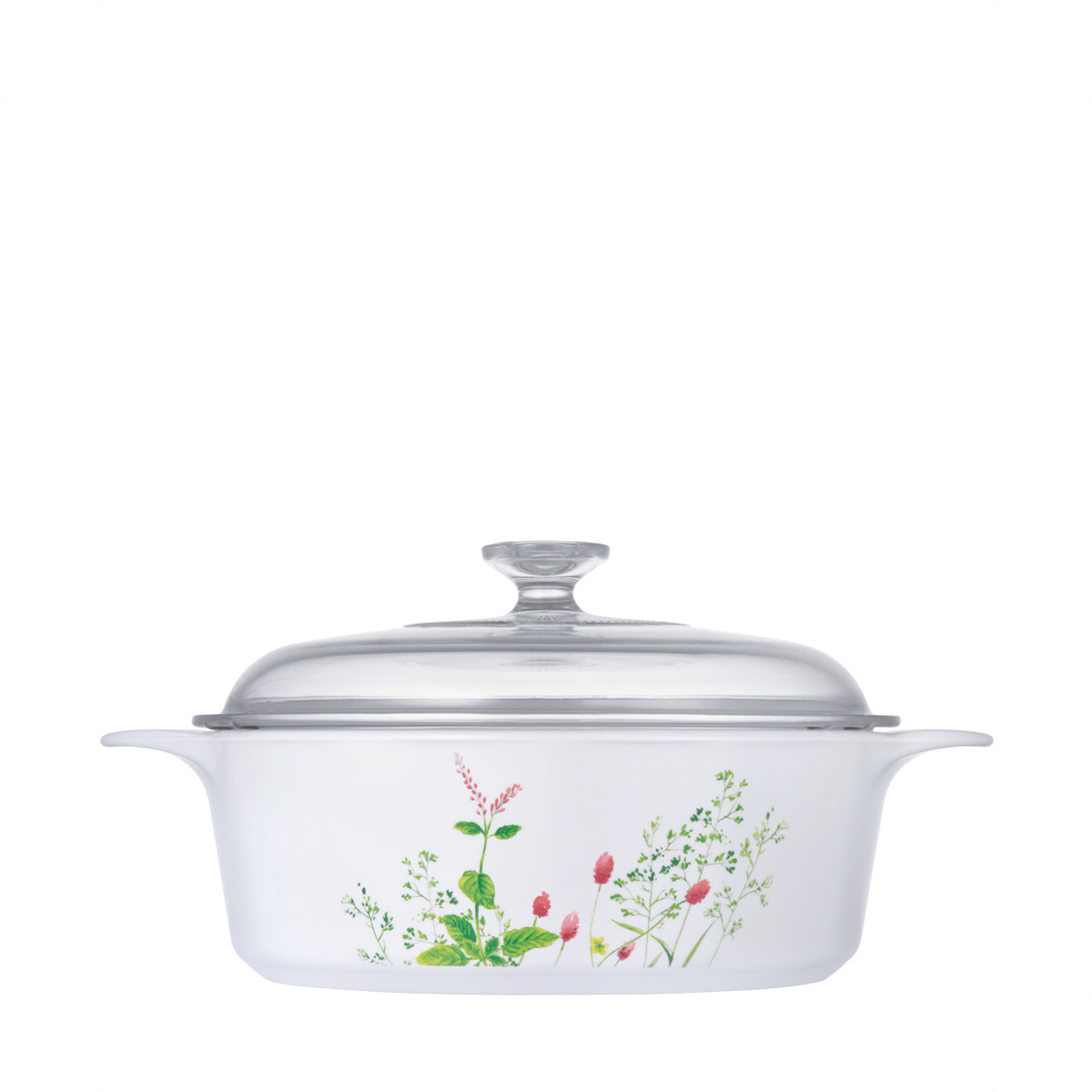 325L Covered Casserole P-32-PVG