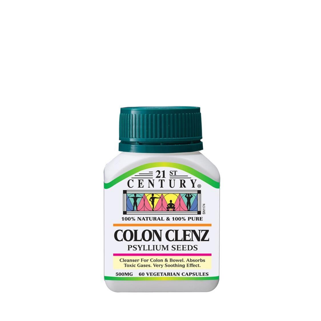 Colon Clenz 500mg 60s