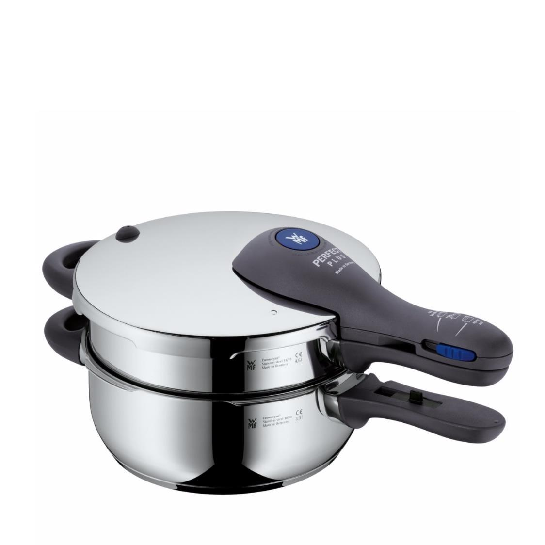 Perfect Plus Pressure Cooker 2 Sets Stackable