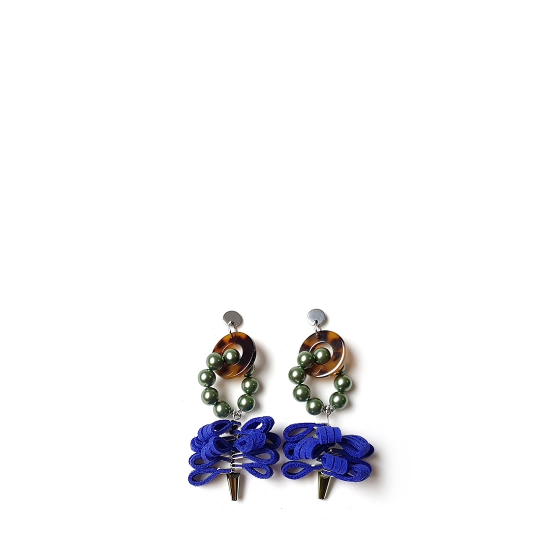 GLORIA Earrings FOREST