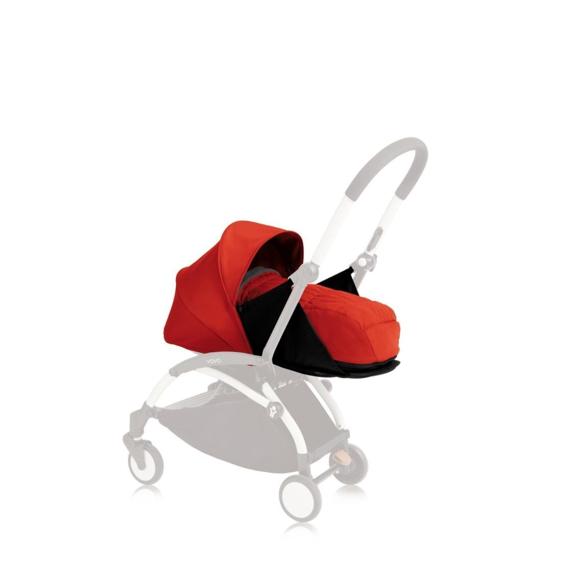 YOYO 0 Newborn Pack - Red