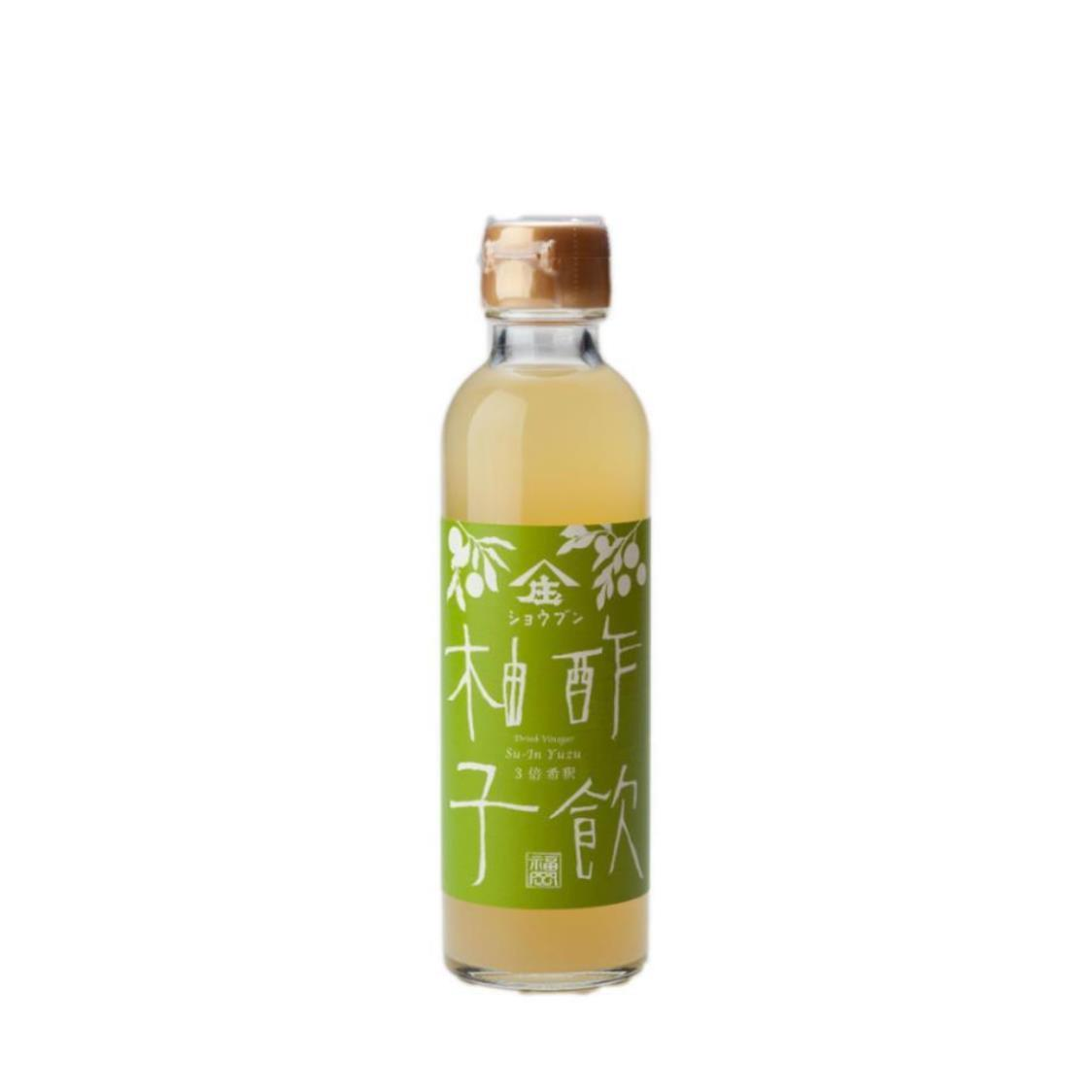 Drinking vinegar SU-IN Yuzu flavour 200ml Concentrated