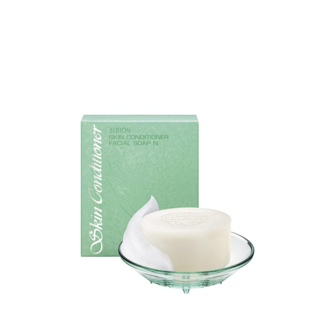 ALBION Skin Conditioner Essential Facial Soap N 100g