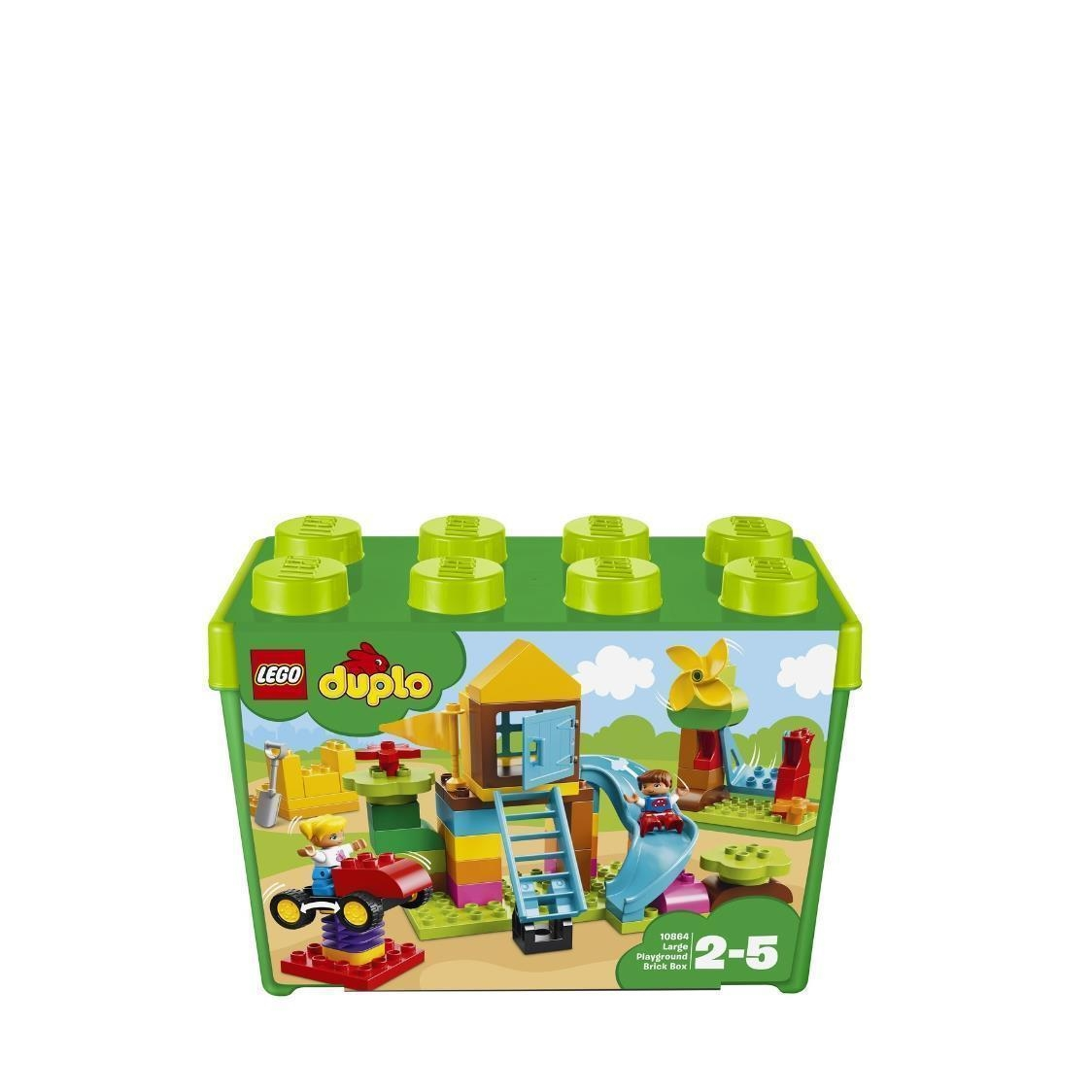 Large Playground Brick Box 10864