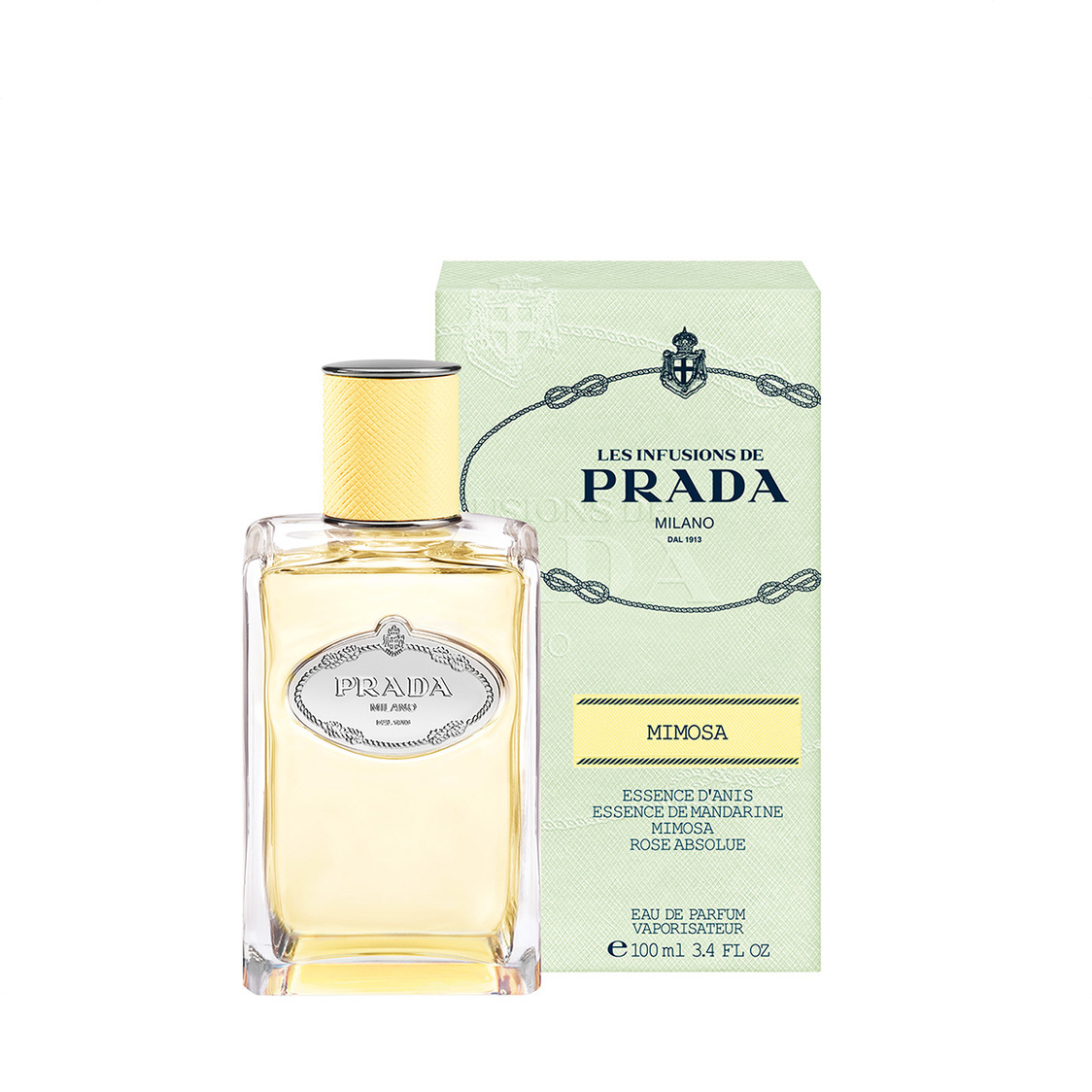 Les Infusions Mimosa  EDP 100ml