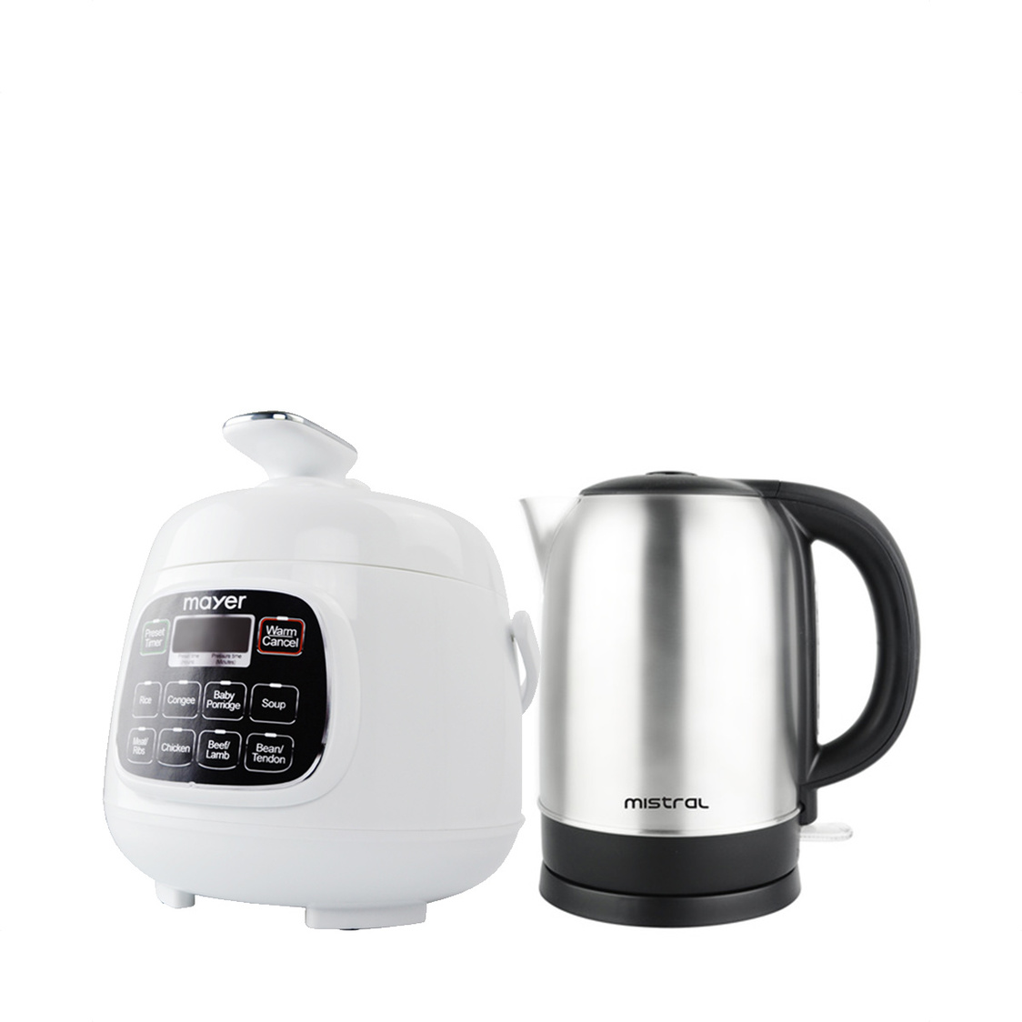 Pressure Cooker 16L  Kettle 17L Bundle