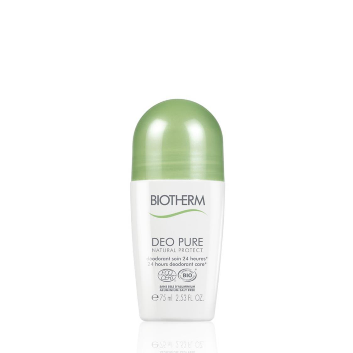 Deo Pure Natural Protect 75ml