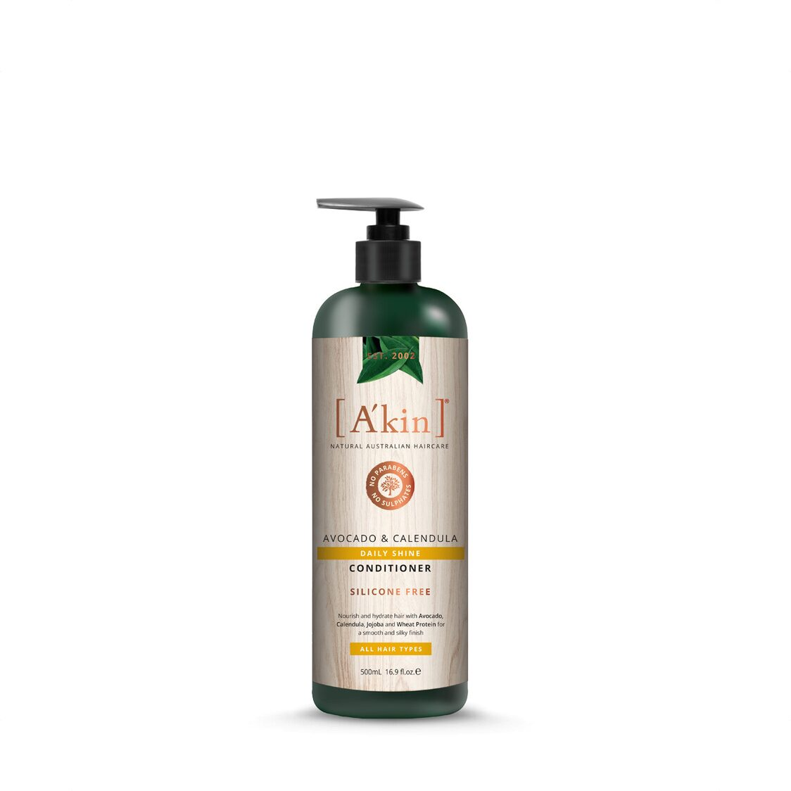 Avocado  Calendula Daily Shine Conditioner 500ml